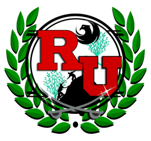 Relentless university crest logo